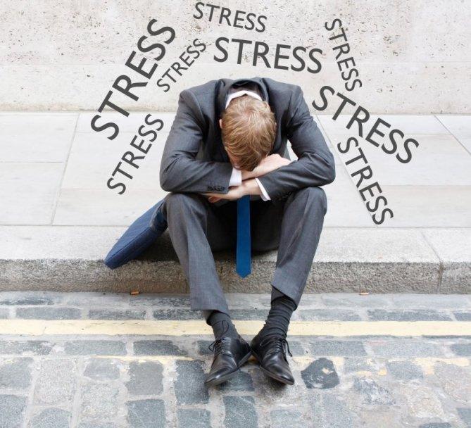 Причины возникновения стресса психология