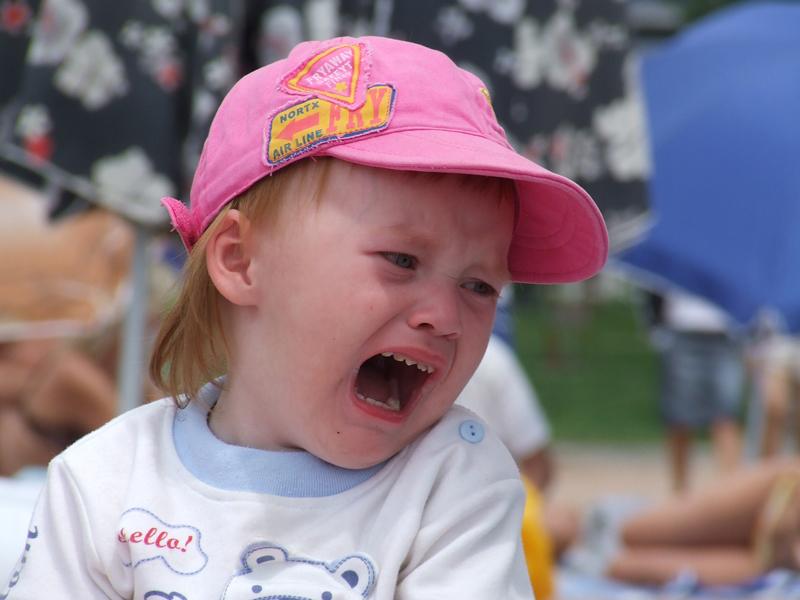 Признаки невроза у детей 1 года