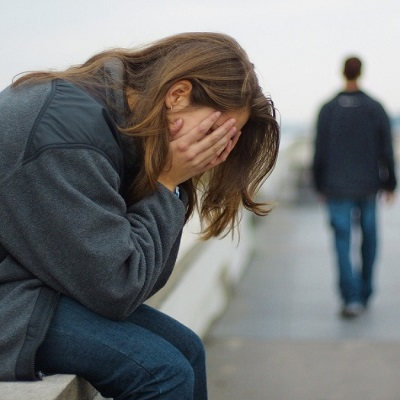 Депрессия после расставания с любимым человеком